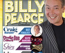 billy pearce poster