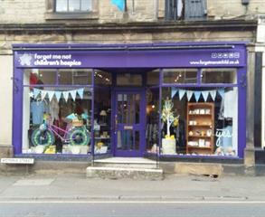 Holmfirth Shop Front